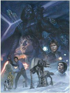 The empire strike back