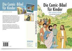 Büchereckerl: Die Comic-Bibel für Kinder und Erwachsene