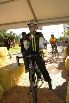 Completing my first Argus cycle tour- 110km
