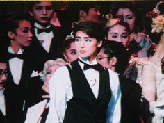 takarazuka me and my girl | さてさてお次は、1995年の再演の写真です。