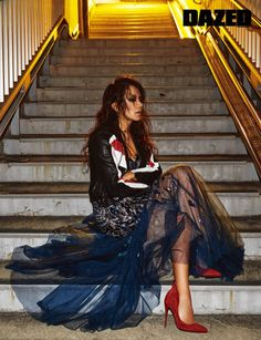 Uhm Jung Hwa, Dazed And Confused, Beautiful Models, Korean Fashion, Hollywood, Photoshoot, Actresses, Poses, Beauty