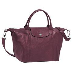 Longchamp Le Pilage cuir