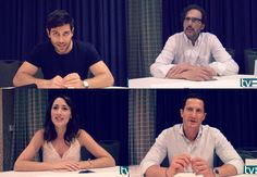 Grimm Season 5 Interviews: David Giuntoli, Russell Hornsby, Silas Weir Mitchell and More [Comic-Con 2015]