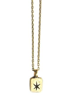 Star Charm Necklace by Torchlight Jewelry