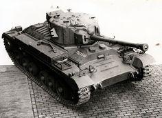 Infantry Tank Mk. III Valentine  XI