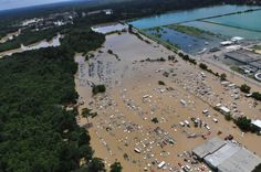 Louisiana flooding is the country's 'worst natural disaster' since Hurricane…