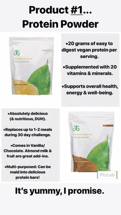Arbonne 30 Days To Healthy Living Discover Let me help you get yours today Protein powder Arbonne 30 Day Detox, Arbonne Protein Shakes, Arbonne Nutrition, Nutrition Products, Body Cleanse Diet, Arbonne Essentials, Clean Eating Challenge, Detox Challenge, Plant Based Protein