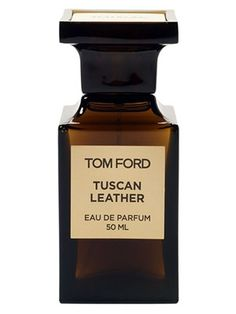 Tom Ford - Tuscan Leather (leather / animalic / sweet / smoky / fruity / woody)