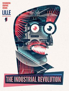 The Industrial Revolution #Poster