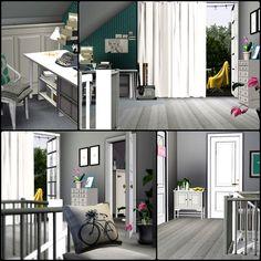 Simberry / Romance Ave. / Sims 3 / Downloads / Study / Hall