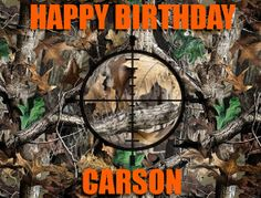 Army Birthday Parties, Army's Birthday, Edible Cake Toppers, Custom Cake Toppers, Sugar Icing, Realtree Camo, Cake Images, Party Planning, Hunting Cakes