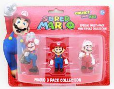 $12.88 (Buy here: https://alitems.com/g/1e8d114494ebda23ff8b16525dc3e8/?i=5&ulp=https%3A%2F%2Fwww.aliexpress.com%2Fitem%2FSuper-Mario-bros-Action-Figure-Toys-Mario-3-pack-collection-2-5inches-Blister-free-shipping%2F884841136.html ) Super Mario Bros Action Figure Toys Mario Figurine Model 3pcs in pack Collection 2.5inches Blister for just $12.88