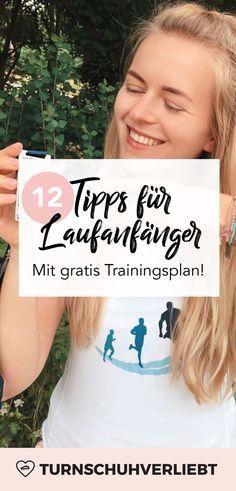 Alles, was du wissen musst um mit dem Laufen beginnen zu können: Hier kommen 12 Tipps für Laufanfänger, um endlich so richtig durchzustarten! Jetzt zum Läufer werden und die Liebe für's Laufen entdecken! #running #laufen #laufmotivation #laufanfänger