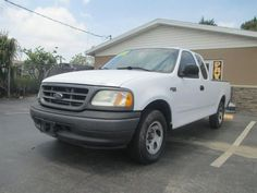 2003 Ford F150, 162,536 miles, $6,499.