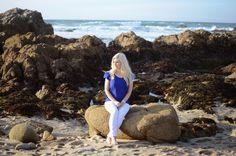 Ocean Blue ~ Bay Area Blonde