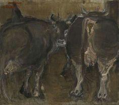 Varlin (Willy Guggenheim) (1900 -1977) Horses, Painting, Animals, Art, Kunst, Switzerland, Art Background, Animales, Animaux
