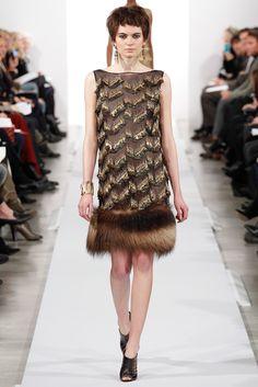 Oscar de la Renta Fall 2014 Ready-to-Wear Collection Photos - Vogue
