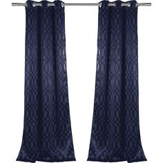 You'll love the Pixley Blackout Curtain Panels at Wayfair - Great Deals on all Décor  products with Free Shipping on most stuff, even the big stuff.