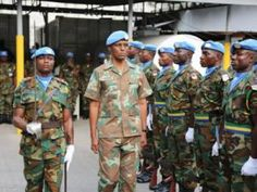 20170413  Renewal of South African Lt. Gen. Derrick Mgwebi's contract as MONUSCO Force Commander in #DRC for another 12 months