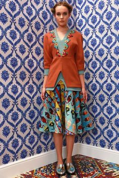 Tata Naka Autumn/Winter 2014 Ready-To-Wear Collection   British Vogue