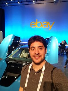 @eBay is absolutely crushing it @shoptalk ! The shopbot product/feature they just launched on messenger is a game changer!