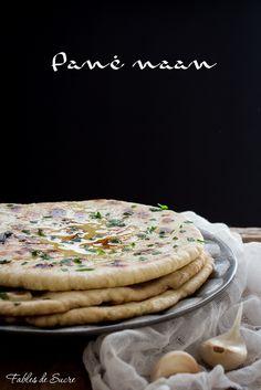 Pane naan – pane indiano | Fables de Sucre