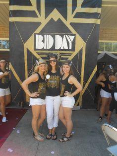 Bid day 2017