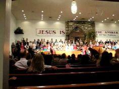 Friendship IMB Church Youth Choir & New Manna ~ Bro. Tony & Jesus Never ...