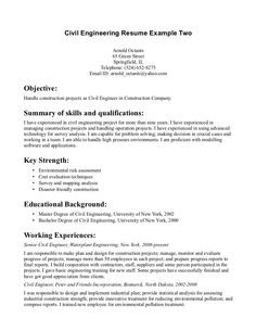 Click Here To Download This Civil Engineer Technologist Resume
