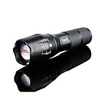 Tactical CREE 5 Modes LED 18650 Flashlight Zoomable Focus Torch Lamp for sale online Waterproof Led Lights, Solar, Camping Lamp, Torch Light, Hiking Equipment, Photo Accessories, Led Flashlight, Cool Watches, Tecnologia