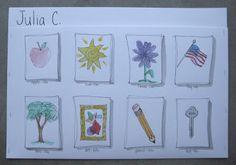 "Grade 4 Portfolios – ""Ish"" Drawings | TeachKidsArt"