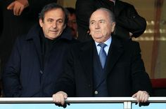 Soccer's governing body chief Sepp Blatter and UEFA President Michel Platini are facing an investigation by FIFA's ethics committee. The move comes