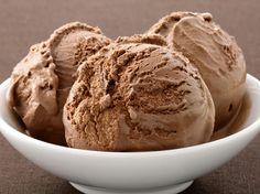 One Pot Chef- Chocolate Ice Cream Keto Ice Cream, Homemade Ice Cream, Ice Cream Recipes, Chocolate Thermomix, Dessert Thermomix, Robot Thermomix, Chocolate Banana Ice Cream, Decadent Chocolate, Chocolate Abuelita