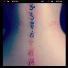 chakra tattoo …