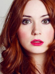 I'm not an Amy Pond fan, but this picture is gorgeous.