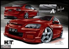 Holden Australia, Pontiac G8, Aussie Muscle Cars, Chevy Ss, Holden Commodore, Car Drawings, Mazda, Cool Cars, Race Cars