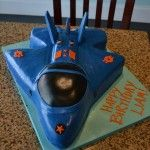 6 Awesome Fighter Jet Birthday Cake
