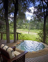 Exeter is situated within the Sabi Sand Game Reserve, renowned for having the best Big Five game-viewing in South Africa, if not the world.