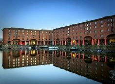 The Albert Dock, Liverpool - Julianne's father, owns warehouses and does imports and exports here. Liverpool Waterfront, Liverpool Town, Liverpool Docks, Liverpool History, Liverpool England, City Photography, Photography Projects, Northern England, You'll Never Walk Alone