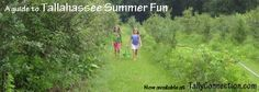 Tons of Tallahassee Summer Fun Ideas here!