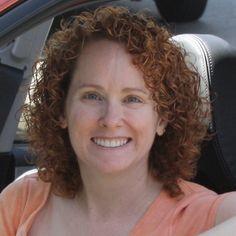 TLSteo - Redhead, 3b, Medium hair styles, Readers, Female, Curly hair, Adult hair Hairstyle Picture