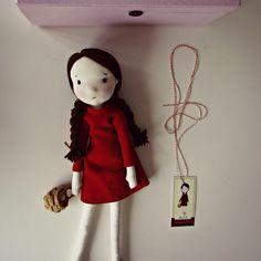 Alice_baseada em O sonho secreto de Alice de Simone Paulino ilust. Luyse Costa, editora DSOP