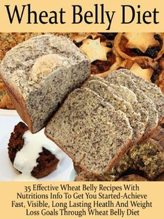Wheat Belly Diet: 35 Effective Wheat Belly Recipes With Nutrition Info To Get You Started-Achieve Fast, Visible, Long Lasting Health And Weight Loss Goals ... Gluten Free Recipes, Wheat Belly Recipes) by Elizabeth Tracy, http://www.amazon.com/dp/B00IKO64H6/ref=cm_sw_r_pi_dp_ONDetb1KP37DB
