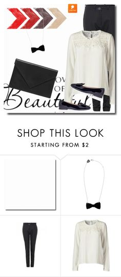 """Popmap 8"" by goldenhour ❤ liked on Polyvore featuring Tatty Devine and Rosemunde"