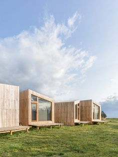 Patagonia Hotel, In Patagonia, Puerto Natales, Prefab Cabins, Hotel Architecture, Guest Cabin, Wooden Cabins, Roof Plan, Built Environment