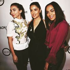 At the premiere of Kahlil Gilbran's The Prophet with my friends Rowan and China @rowanblanchard @chinamaclain  #TheProphetMovie #premiere in #lacma