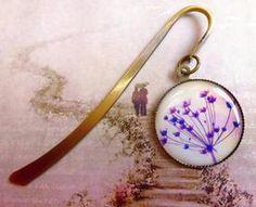 Handmade bookmark - Handmade záložka #handmade #bookmark #accessories #modrykonik