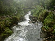 Steam In Ecuador