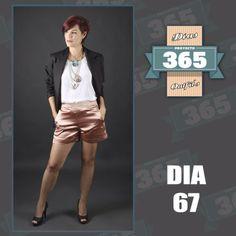 PROYECTO 365 DÍA 67: Camisa y short metalizado de @kaktus_moda, chaqueta Ely Guerrero y accesorios @victoriacamacaro. CRÉDITOS: @proyecto365venezuela @elclosetcriollo @Juan bautista Rodriguez @Aborigo @centrografico #Proyecto365 #Proyecto365Venezuela #HechoEnVenezuela #Venezuela #ModaVenezuela #Fashion #Design