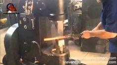 anyang 50 lb puissance marteau dans l'atelier du forgeron
